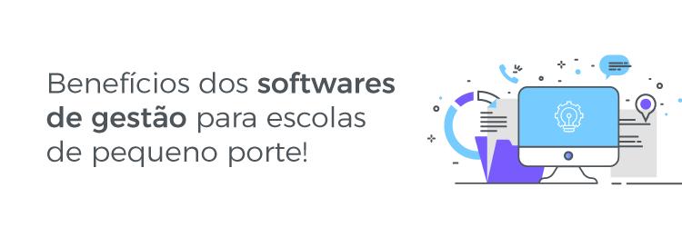 Escolas de pequeno porte também podem se beneficiar com a implementação de softwares de gestão