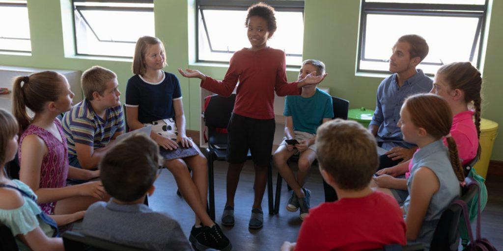Os coletivos na representatividade escolar | Sponte