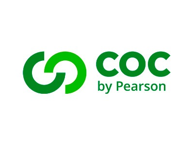 Logo COC by pearson